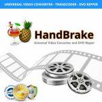 دانلود نرم افزار مبدل فایل ویدئویی HandBrake